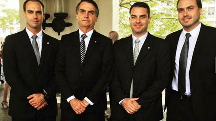 Otro miembro de la familia presidencial en Brasil da positivo a Covid-19