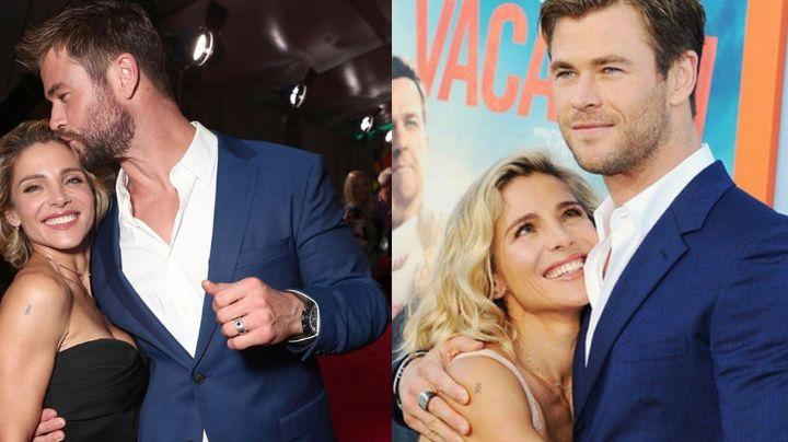 Elsa Pataky asegura que su matrimonio con Chris Hemsworth no ha sido nada sencillo