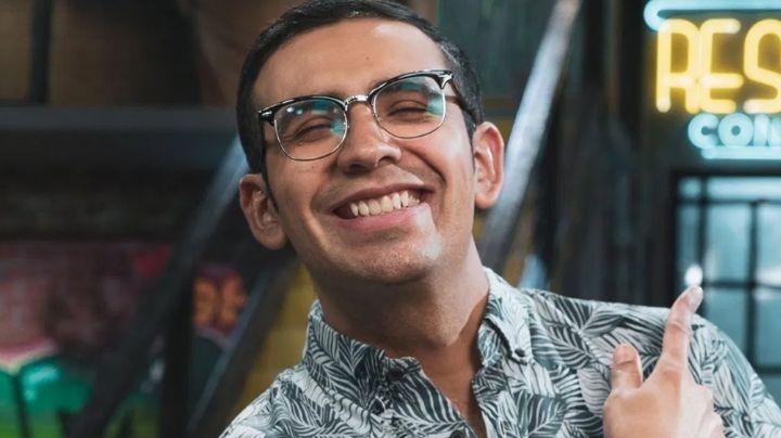 ¿'El Capi' Pérez se burla de la banda MS? El conductor de TV Azteca comparte polémico VIDEO