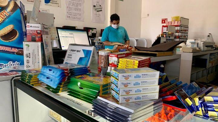 Canacope de Hermosillo reporta bajas ventas por el inicio de clases virtuales