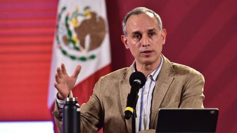 """Nueva cepa del Covid-19 ya estaría en México, según López-Gatell: """"No representa una amenaza"""""""