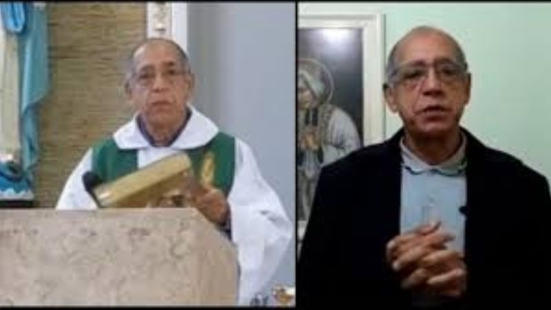 Sacerdote brasileño se gana el odio por desear la muerte a los que no van a misa