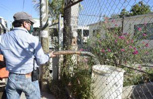 Disminuye acarreo de agua potable a comunidades rurales de Huatabampo