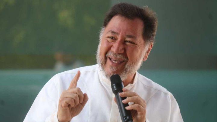 Gerardo Fernández Noroña anuncia que el PT ya puede liderar San Lázaro
