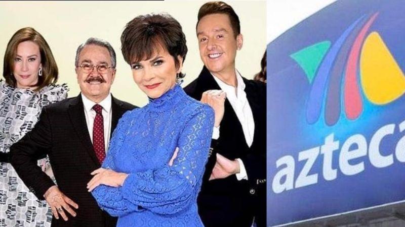 Adiós TV Azteca: Despiden a integrante de 'Ventaneando' por trabajar con Gustavo Adolfo Infante