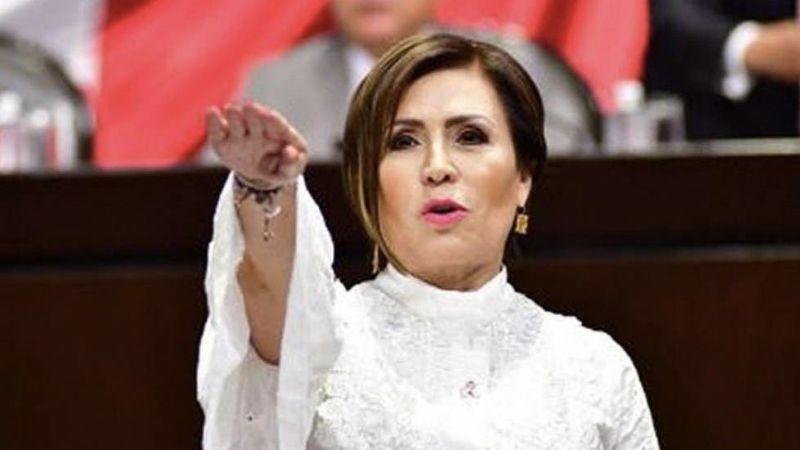 La FGR buscará una pena que condene a Rosario Robles a 21 años de cárcel