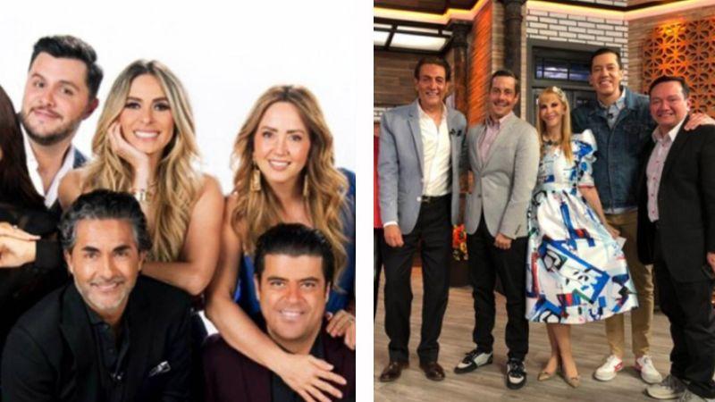 Televisa perdona veto a polémico conductor y se integra al elenco de 'Hoy' para hundir a 'VLA'