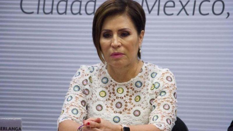FGR pide 21 años de cárcel para la extitular de Sedesol, Rosario Robles