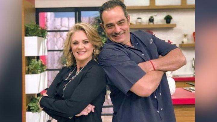 """Érika Buenfil posa junto a galán de Televisa y fans les piden noviazgo: """"Ya sean pareja"""""""