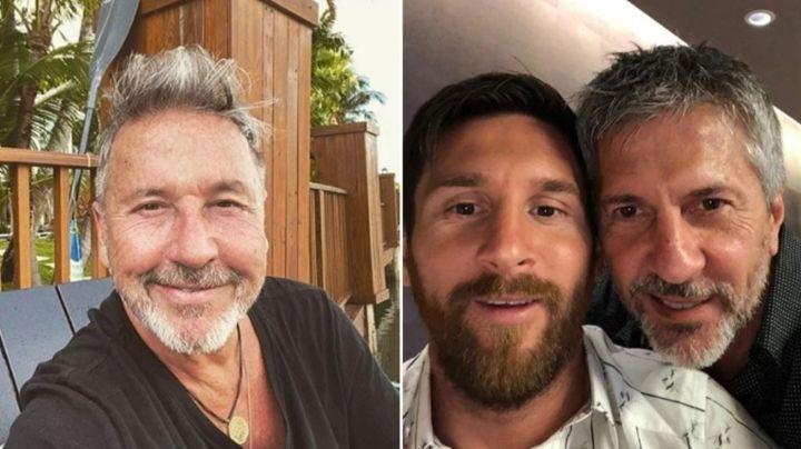 """""""Ya lo hemos recibido"""": Hijo de Ricardo Montaner reacciona a la situación con Messi"""