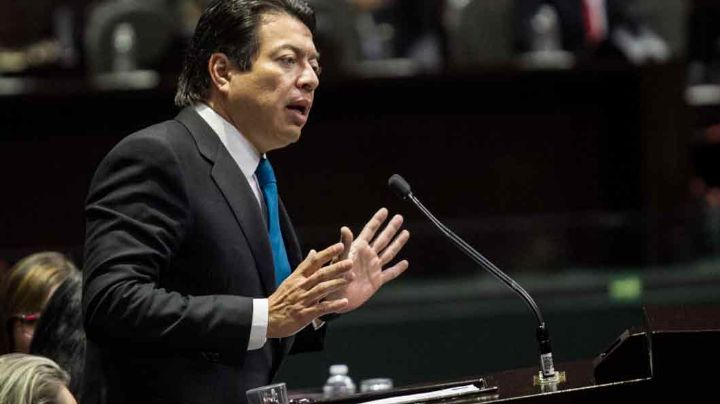 Mario Delgado analiza dividir el liderazgo de la Mesa Directiva en la Cámara Baja