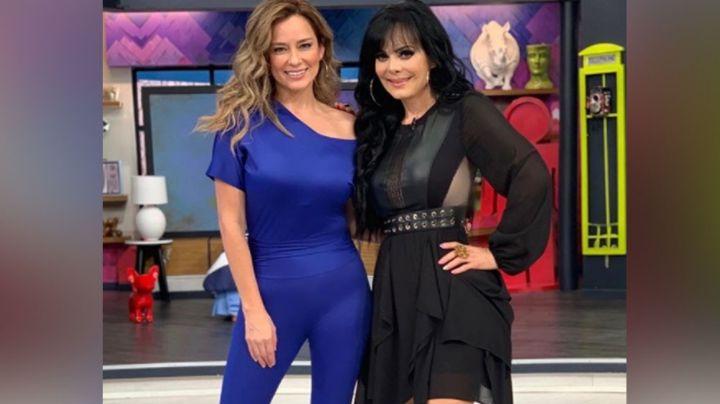 ¡Televisa de cabeza! Maribel Guardia y Karla Gómez impactan con su belleza en 'Hoy'