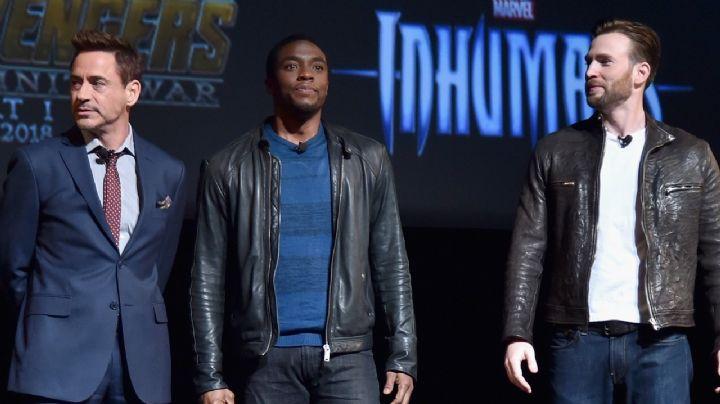 "Robert Downey Jr. lamenta la muerte de Chadwick Boseman: ""Fue un héroe"""