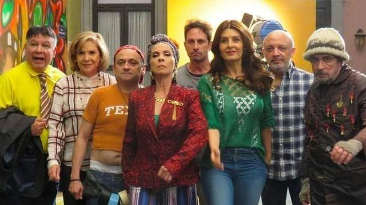 ¿En la miseria? Desde Televisa actor de 'Vecinos' aparece descuidado y con kilitos de más