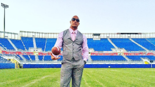 Dwayne 'The Rock' Johnson compra a la XFL y tendría un segundo aire