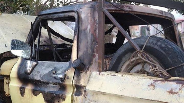 Historias Covid-19: Queman camioneta de bombero por miedo al contagio