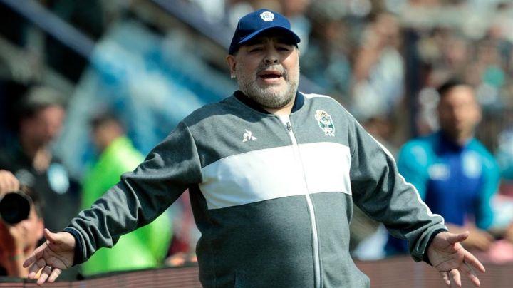 Maradona se une a la Conmebol para mitigar el impacto económico por el Covid-19