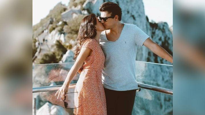 Paulina, hija de Peña Nieto, presume a su novio Fernando Tena en Instagram