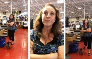 VIDEO: Mujer que tosió sobre una paciente de cáncer es arrestada en Florida