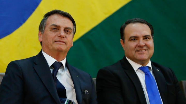 Secretario General de Brasil tiene Covid-19; van 8 ministros de Bolsonaro enfermos