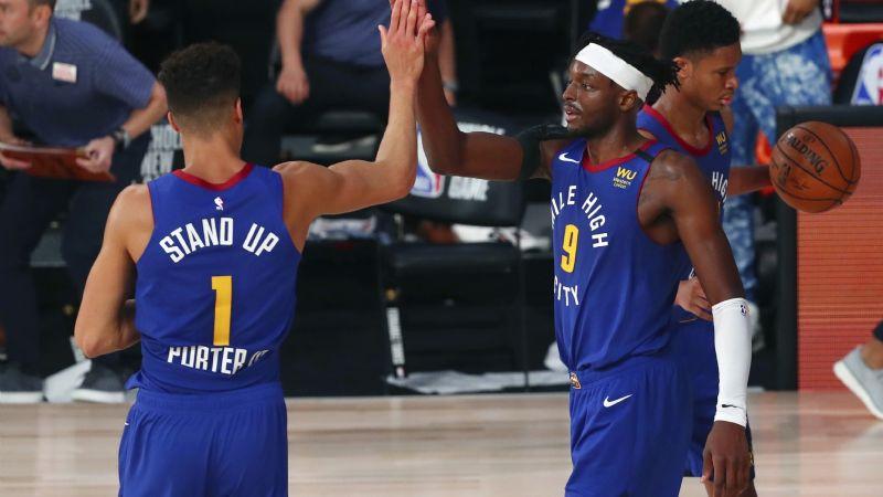 Nuggets supera a los Spurs con un juego extraordinario de Porter