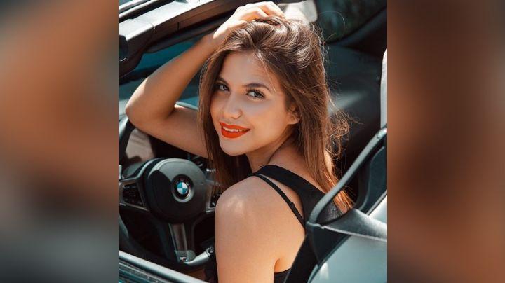 Ana Morquecho de 'Enamorándonos' paraliza Instagram al lucirse desde la alberca