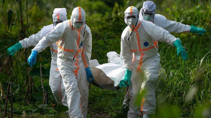 Nuevo brote de ébola causa 32 muertes y 74 contagios al noroeste del Congo