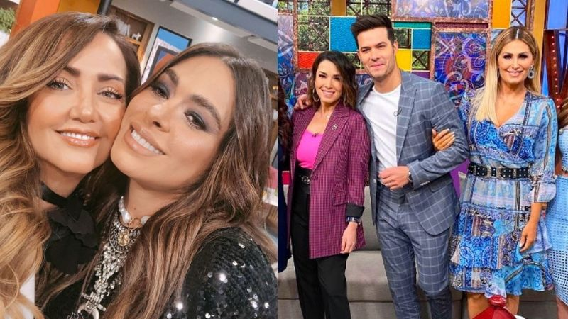 ¿Adiós TV Azteca? Integrante de 'VLA' se equivoca y promociona a 'Hoy' y Televisa al aire