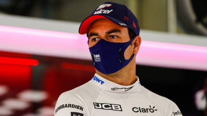 'Checo' Pérez se perderá otro GP: El mexicano da positivo a Covid-19 nuevamente