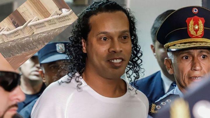 Ronaldinho se hunde en el alcohol y los excesos tras la muerte de su madre por Covid-19