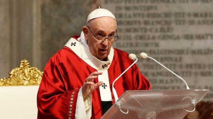"""Ante momentos de """"dificultad y sufrimiento"""", Papa Francisco dona más de 294md a Beirut"""