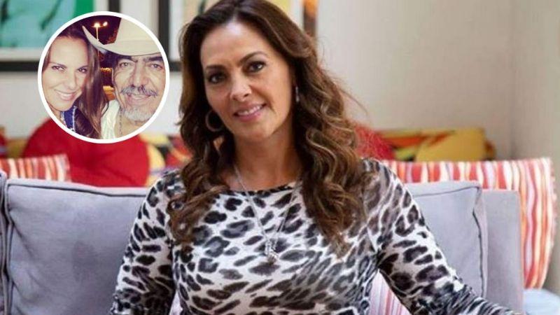 """""""Le escribió una canción"""": Verónica del Castillo confirma que Joan Sebastian cortejó a Kate"""
