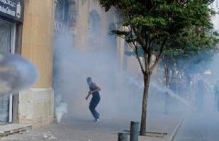 Beirut en alerta: Estalla la violencia en el parlamento por la trágica explosión