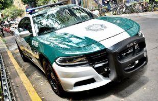 CDMX: Policía, herido de bala por motociclistas a los que buscaba ayudar