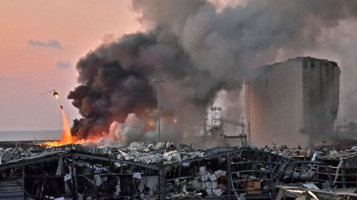 Víctima de la explosión de Beirut, muere esposa del embajador de Países Bajos en Líbano
