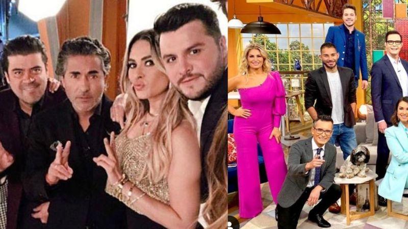 Televisa da 'golpe' a TV Azteca: Nuevo conductor llega a 'Hoy' y destrozan a 'VLA'