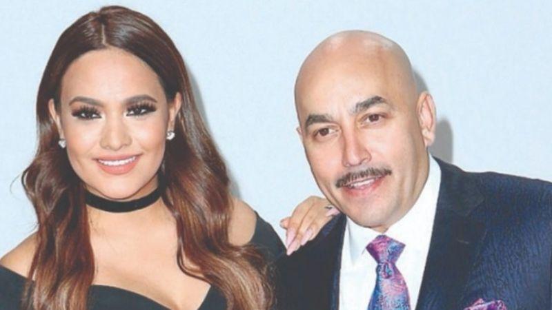 Lupillo Rivera y su ex se olvidan de problemas para celebrar cumpleaños de su hijo