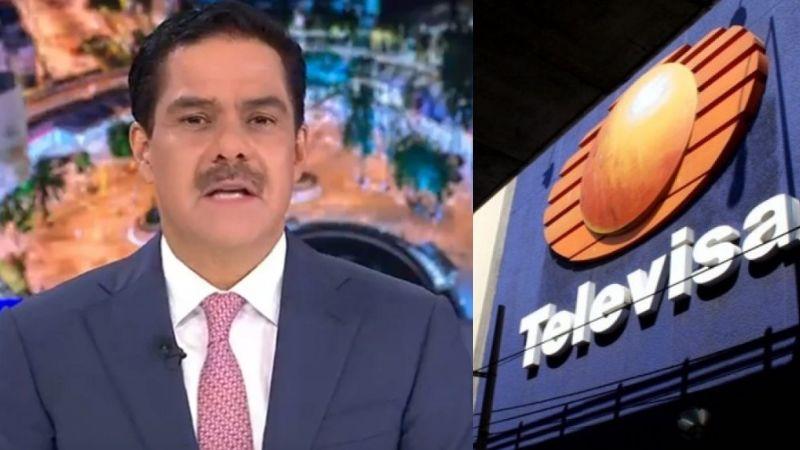 Televisa 'hunde' a TV Azteca: Tras 20 años al frente de 'Hechos', Alatorre recibe dura noticia