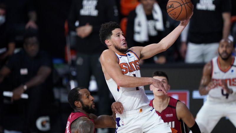 Los Suns siguen deslumbrando y mantienen racha invicta tras vencer a Miami
