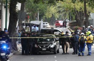 Un muerto y 3 heridos, el saldo de una balacera en Ciudad de México