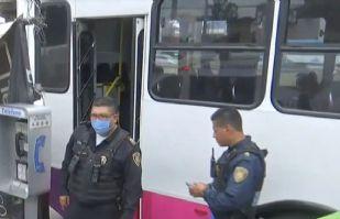 Dos mujeres son heridas de bala al oponerse a un asalto en transporte público de la CMDX