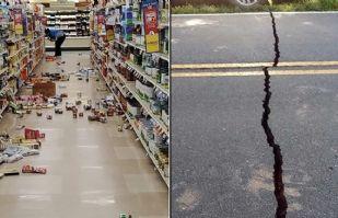 VIDEOS: Así vivió Carolina del Norte el sismo más poderoso de los últimos 100 años