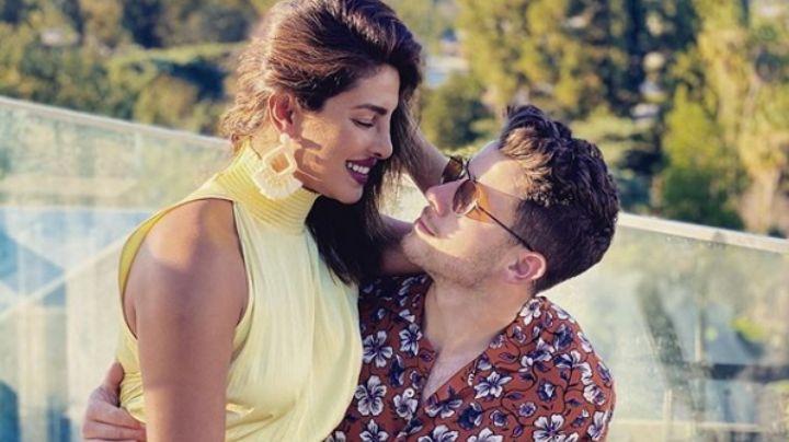 ¡Qué ternura! Nick Jonas y Priyanka Chopra presentan al nuevo integrante de su familia