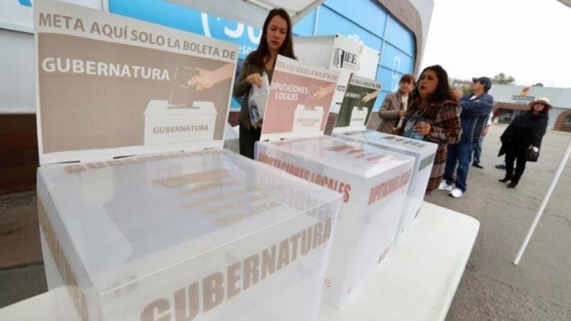 INE calcula financiamiento público para los partidos políticos en el 2021