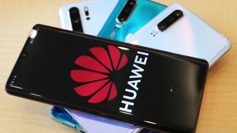 Huawei dejaría de fabricar celulares en septiembre tras los conflictos con EU