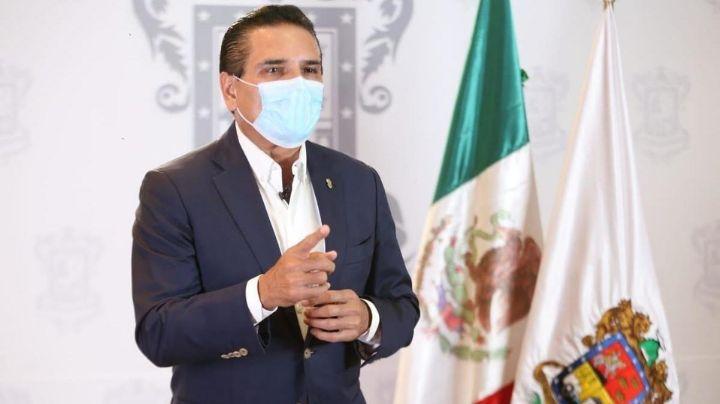 Michoacán: Silvano Aureoles se convierte en el noveno gobernador con Covid-19
