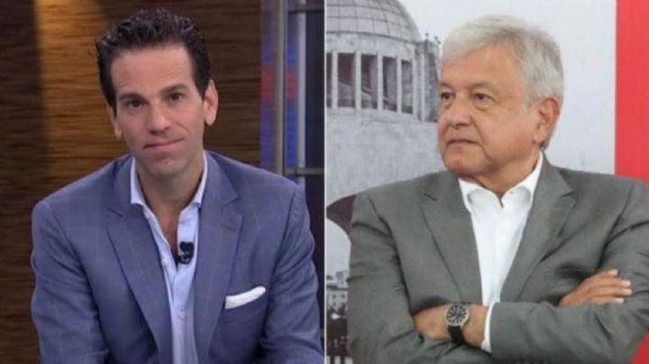 """Carlos Loret de Mola se burla de AMLO: """"No tengo cómo pagar la publicidad que me da"""""""