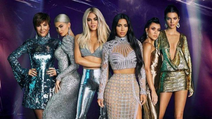 ¡Irreconocibles! Así lucían las chicas de 'Keeping Up With The Kardashians' hace 13 años