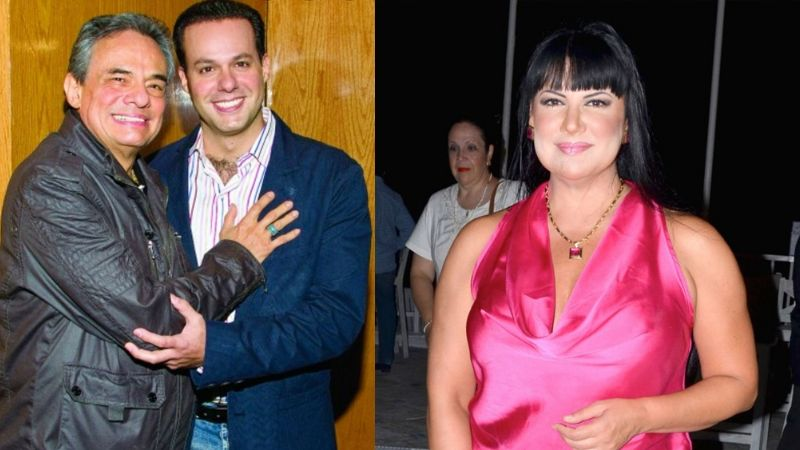 Alejandra Ávalos humilla a José Joel y asegura que Sara Salazar salvó del alcohol a José José