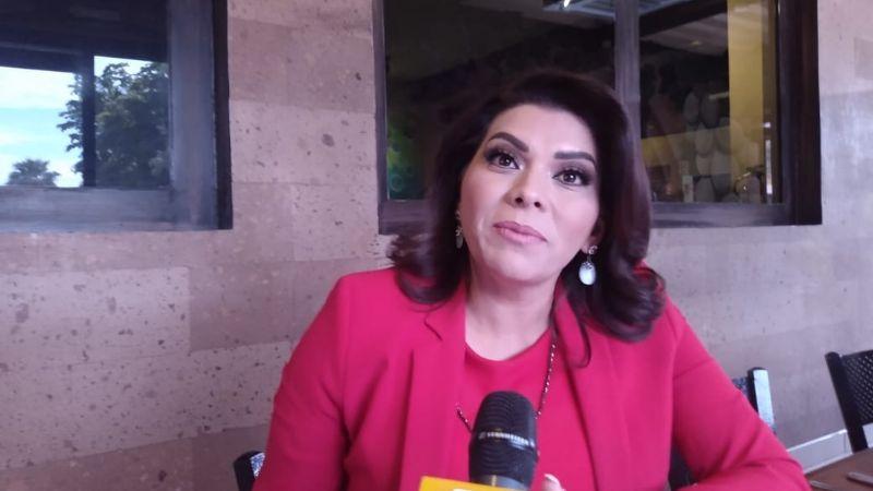 Diputada federal de Morena, Lorenia Valles asegura que Sonora si será apoyado por la federación